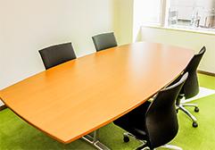 事務所打ち合わせ室の写真